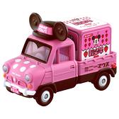 【TOMICA】米妮小貨車-白色情人節版(DS14640)
