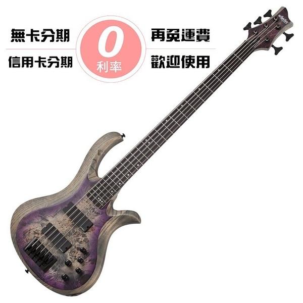 ☆唐尼樂器︵☆分期免運 Schecter Riot-5 ARB 極光漸層 Bass 電貝斯