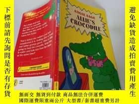 二手書博民逛書店Allies罕見Crocodile : 盟友鱷魚Y200392