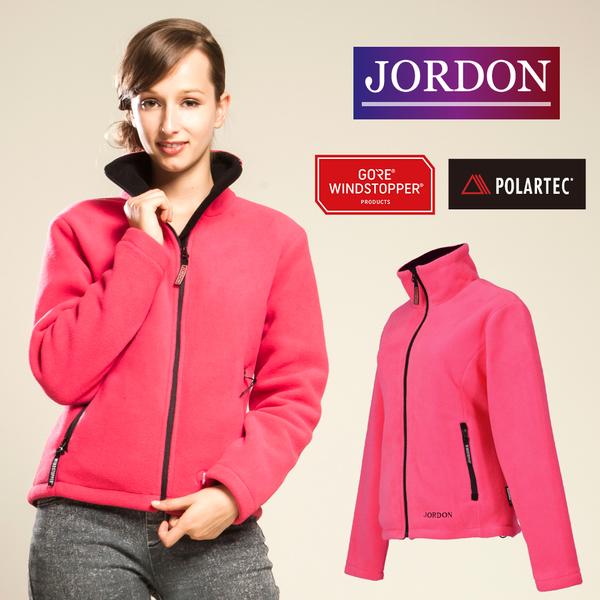JORDON WINDSTOPPER+POLARTEC 女款雙技術防風外套 725