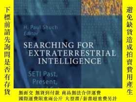 二手書博民逛書店Searching罕見For Extraterrestrial
