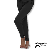 PolarStar 彈性保暖排汗長褲 黑