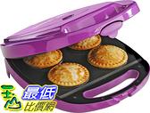 [106美國直購] 餡餅機 BabyCakes Non stick Coated Pie Maker B006GQZM9G