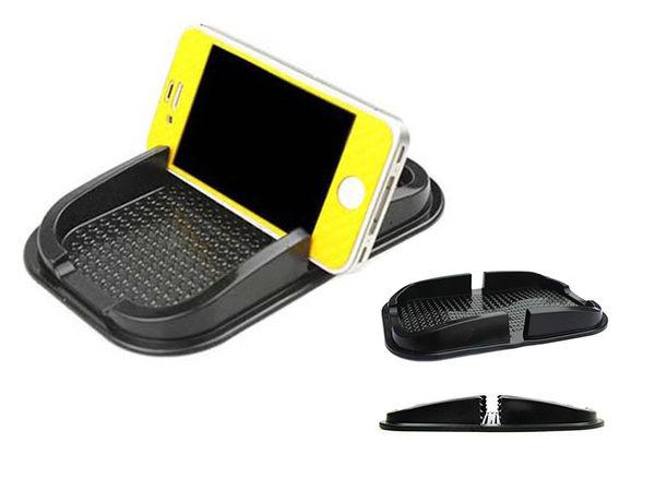 �車用手機架�防滑手機架 汽車置物架 導航座 防滑墊置物盒