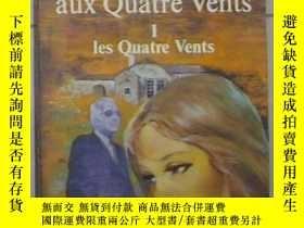 二手書博民逛書店法語原版罕見Noele aux Quatre Vents - T
