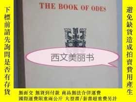 二手書博民逛書店【罕見】1950年版 The Book of Odes:Chin