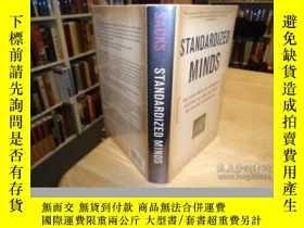 二手書博民逛書店Standardized罕見Minds: The Hight P
