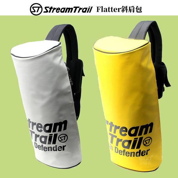 【日本 Stream Trail】SD Flatter斜肩包 休閒包 肩背包 側背包 斜背包 背包 外出包