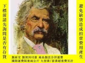 二手書博民逛書店Mark罕見Twain: Short Stories And Tall Tales (courage Classi