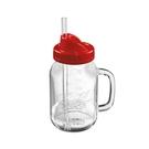 【美國 Oster】經典隨鮮瓶果汁機專用替杯(紅/藍/玫瑰金/曜石灰)
