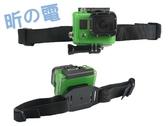 【世明國際】GoPro Hero4 3+/3/2 GoPro配件 自行車頭盔綁帶 頭帶 頭盔帶