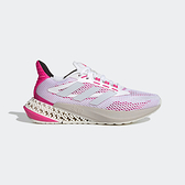 Adidas 4DFWD Pulse W [Q46225] 女 慢跑鞋 運動 跑鞋 緩震 輕量 編織 穿搭 愛迪達 粉