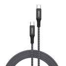 IDMIX PD POWER LINE(L09CC)充電線 USB Type-C to Type-C 2M 高效耐用【WitsPer智選家】