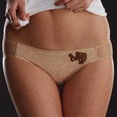 華歌爾-點點透氣M-LL低腰三角褲(香檳褐)VS5321TI未購滿1000恕無法出貨