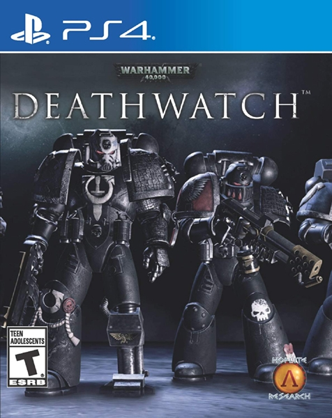PS4 戰鎚 40,000 死神守望者(美版代購)