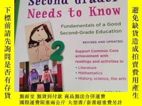 二手書博民逛書店What罕見Your Second Grader Needs t