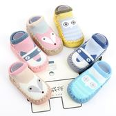 618大促鞋襪兒童春秋冬襪套居家膠底室內軟底冬天嬰兒地板襪冬季防滑