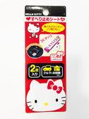 【震撼精品百貨】Hello Kitty 凱蒂貓~HELLO KITTY 車用迷你止滑墊(頭型)