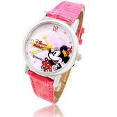 迪士尼原裝_粉嫩米妮兒童手錶_2158m