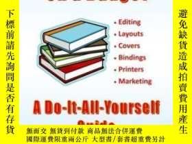 二手書博民逛書店Self-publishing罕見On A Budget: A Do-it-all-yourself Guide奇