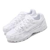 Nike 休閒鞋 Wmns P-6000 白 全白 女鞋 運動鞋 復古慢跑鞋 【PUMP306】 BV1021-102