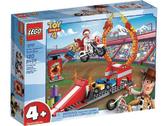 10767【LEGO 樂高積木】初學系列 Juniors 玩具總動員4 卡布公爵的特技表演