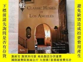 二手書博民逛書店Classic罕見Homes of Los AngelesY10249 Douglas Woods 著 Ri