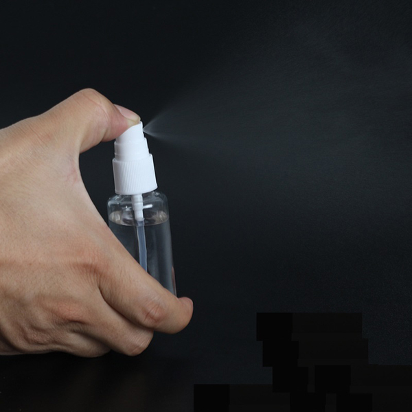 【BlueCat】旅行外出用 透明噴霧瓶 分裝瓶 噴瓶 (30ml)