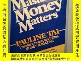 二手書博民逛書店Mastering罕見Money MattersY247797