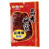 桃園大溪品香世家品品黃大目-蒜味條豆乾11       5g【愛買】