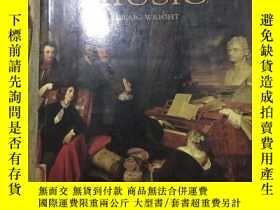 二手書博民逛書店listen罕見to music(3rd edition)Y31