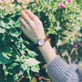 考試手錶森女系中學生小巧簡約氣質小清新學院風防水文藝少女大氣     蘑菇街小屋