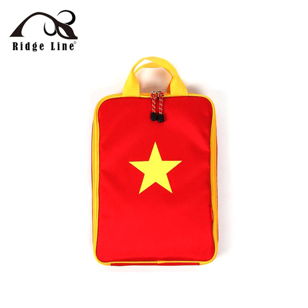 RIDGE LINE 星星廚房用具收納袋001486 (紅色) / 城市綠洲(戶外、露營、廚房用具)