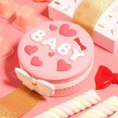 乳牙盒日本牙齒保存瓶換牙紀念盒男孩女孩收納盒寶寶儲牙盒兒童 滿天星