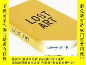 二手書博民逛書店Lost罕見Art: Missing Artworks of t