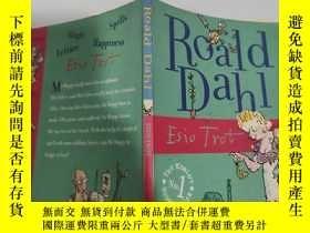 二手書博民逛書店roald罕見dahl esio trot 羅爾德·達赫爾 .Y200392
