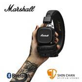 英國 Marshall Major II Bluetooth(黑色)無線藍牙耳機/內建麥克風 公司貨