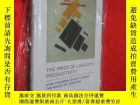 二手書博民逛書店The罕見Price of Linguistic Product