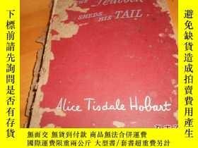 二手書博民逛書店THE罕見PEACOCK SHEDS HIS TAIL--194