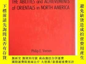 二手書博民逛書店英文原版罕見東方人的技能才幹成就在北美THE ABILITIES