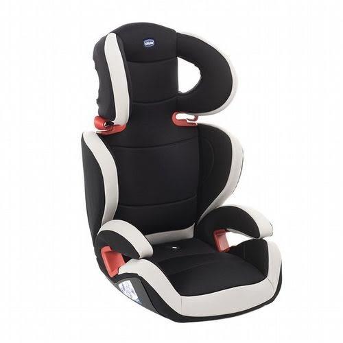 ☆愛兒麗☆Chicco Key 2-3安全汽座/汽車安全座椅-公爵黑 贈豪華車用腳踢墊