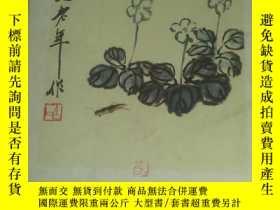 二手書博民逛書店罕見齊白石畫輯1475 齊白石繪 人民美術出版社 出版1978