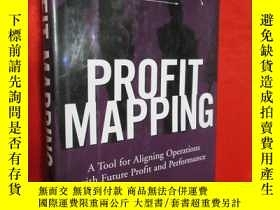 二手書博民逛書店Profit罕見Mapping : A Tool for Ali