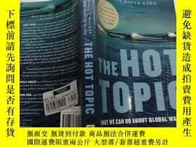 二手書博民逛書店THE罕見HOT TOPIC(熱門話題)外文版Y200392