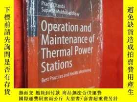 二手書博民逛書店Operation罕見and Maintenance of Th