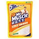 威猛先生愛地潔地板清潔劑補充包-檸檬18...