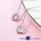 FU飾品 流行飾品  愛在心裏鋯石項鍊【Fulgor Jewel】