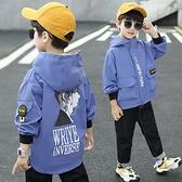 童裝男童秋裝外套2020年新款春秋款兒童洋氣秋季中大童男孩韓版潮