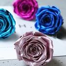 永生花玫瑰,Roseamor 金屬色XL號,單朵價格