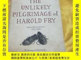 二手書博民逛書店The罕見Unlikely Pilgrimage Of Harold FryY289048 Rachel Jo